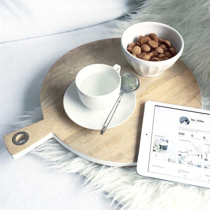 Tea, warm socks & Pinterest