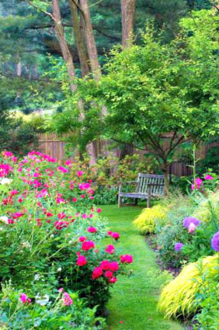 Garden Retreat.