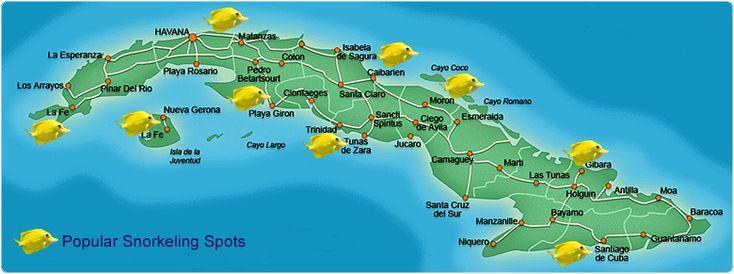 Snorkeling in Cuba | Snorkels Cuba