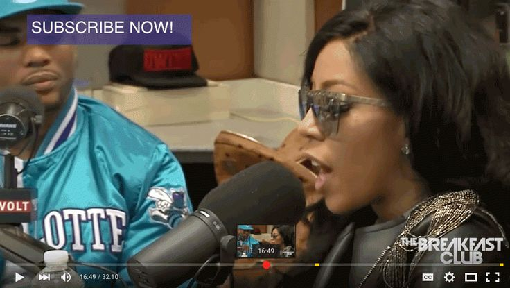 K Michelle Makes Harsh Point to Angela Yee During Breakfast Club Interview - http://www.radiofacts.com/michelle-harsh-point-angela-yee-breakfast-club-interview/