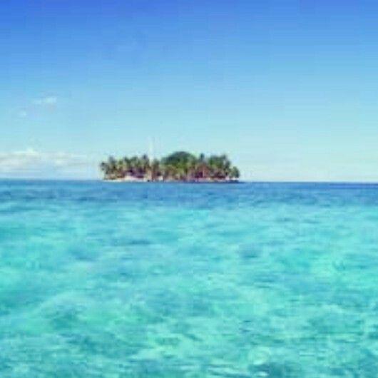 Sawah Island, South Kalimantan.