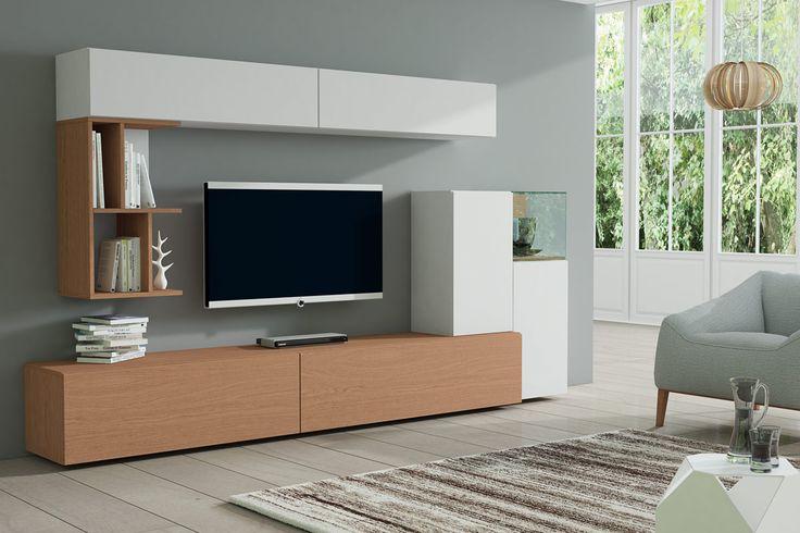 Muebles de salón comedor moderno 183
