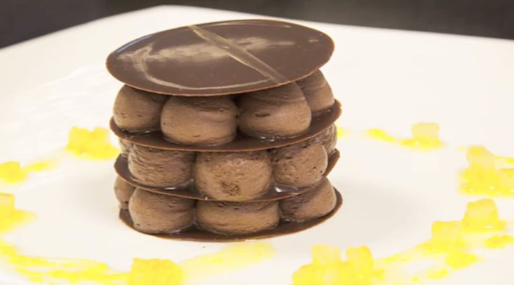 Chocolate Academy: TIPS and IDEAS from Callebaut expert