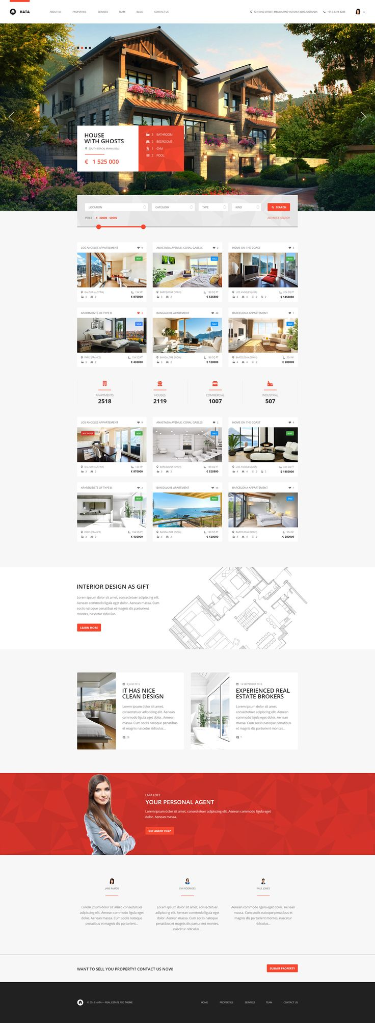 Hata — Real Estate PSD Template • Download ↓ https://themeforest.net/item/hata-real-estate-psd-template/12490880?ref=pxcr