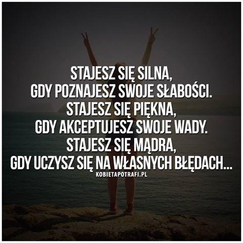 #madrosc #dojrzalosc #byckobieta
