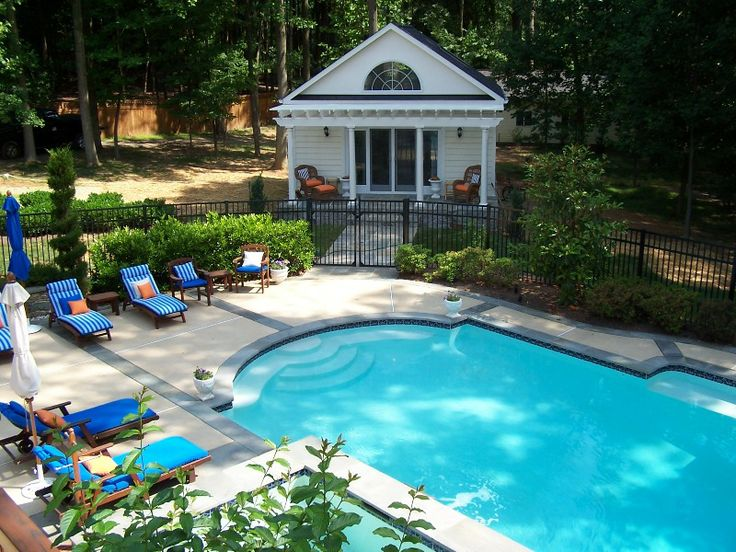 66 best moss additions images on pinterest northern for Pool design northern virginia