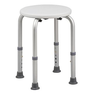 Shop for HealthSmart Shower Stool with BactiX. Free Shipping on orders over $45 at Overstock.com - Your Online Healthcare