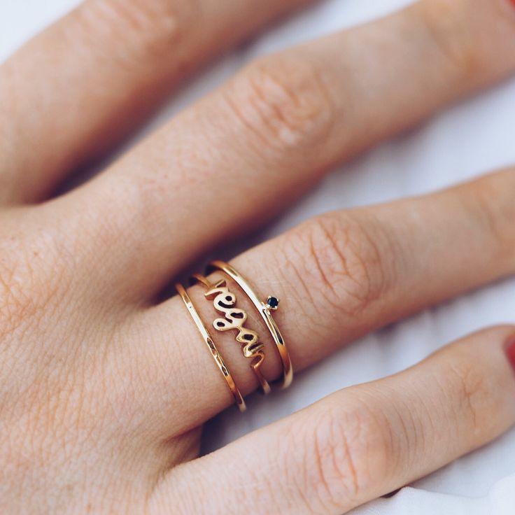Best 25 Gold Ring Designs Ideas On Pinterest