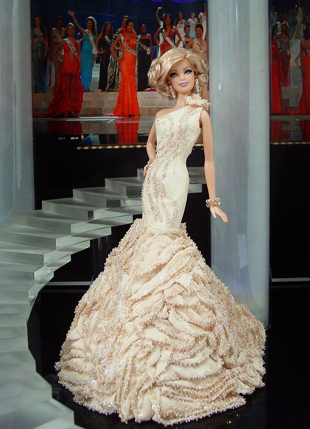 Miss Louisiana Barbie Doll 2013
