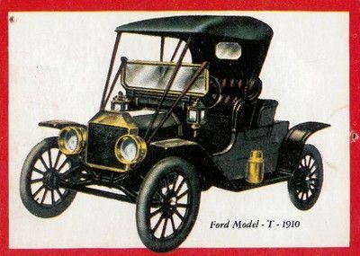 Ford T del 1910, 1970-80