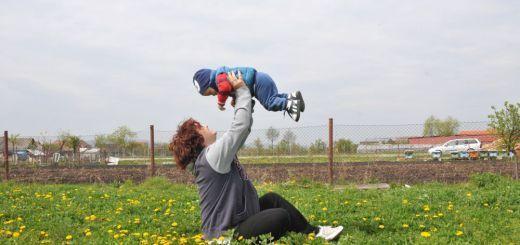 concediu de crestere al copilului, copil, fericire, mama