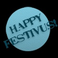 "December 23th is Festivus, it's a holiday that was created by writer Dan O'Keefe as a way to celebrate the holiday season without buying into its commercialism. Festivus was immortalized when O'Keefe's son wrote an episode about it for the popular TV show Seinfeld. The episode, called The Strike, aired in December, 1997. A traditional Festivus celebration includes a plain aluminum pole in lieu of a Christmas tree, the annual ""Airing of Grievances,"" the Festivus dinner, and Feats of Strength."