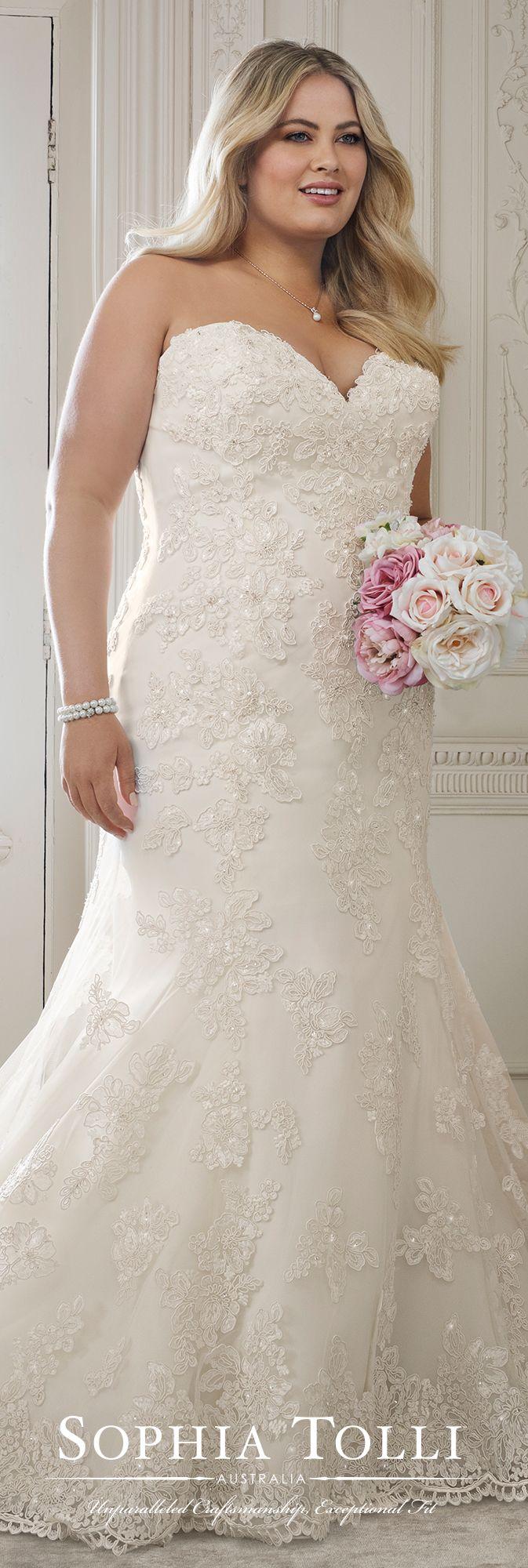Les 592 meilleures images du tableau wedding dresses by for Robes de renouvellement de voeux de mariage taille plus