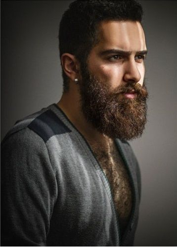 Excellent 1000 Ideas About Long Beard Styles On Pinterest Handlebar Short Hairstyles For Black Women Fulllsitofus