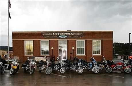 Sturgis Motorcycle Museum and Hall of Fame - Sturgis SD