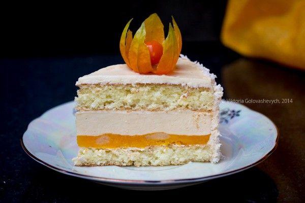 Торт Mahogany
