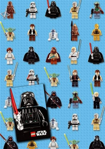 Super cool Lego star wars Christmas wrapping paper set we came across. See more here --> http://www.simpleholidaydecorations.com/star-wars-christmas-wrapping-paper/
