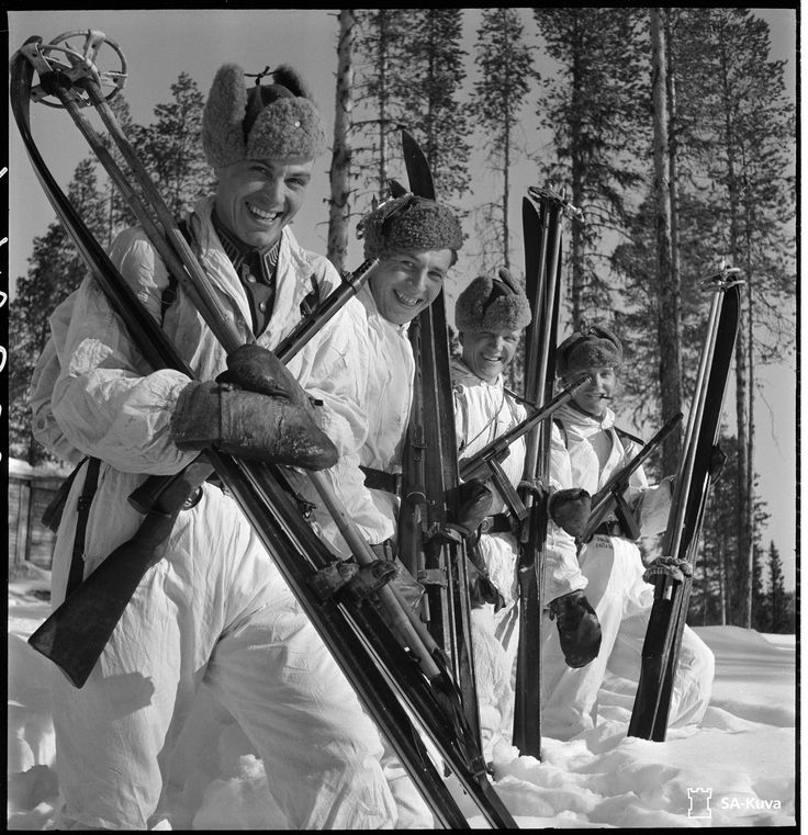 Finland in World War II Pictures