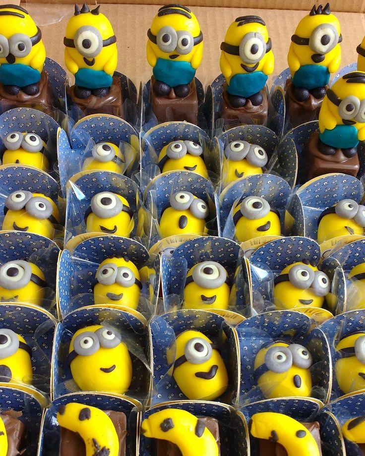 40 ideias para fazer uma festa infantil de Minions