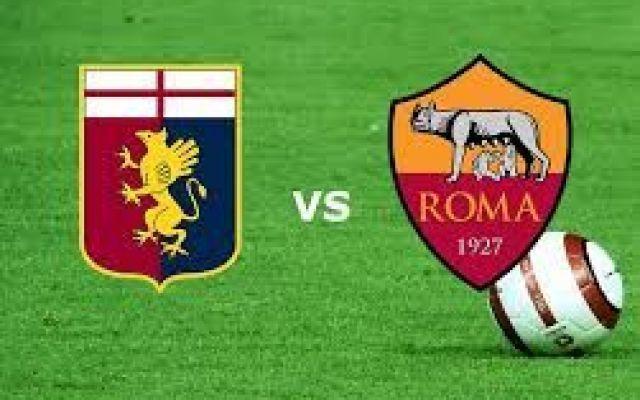 Le formazioni ufficiali di Genoa e Roma Ecco le formazioni ufficiali di Genoa e Roma, che si affronteranno tra pochissimo allo stadio Ferraris di Genova. Sfida fondamentale per i giallorossi che vogliono vincere per sorpassare momentaneame #genoa #roma #formazioniufficiali