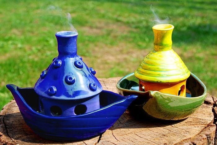 cone incense holder