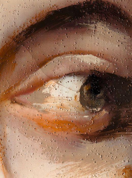 Lita Cabellut (detail)