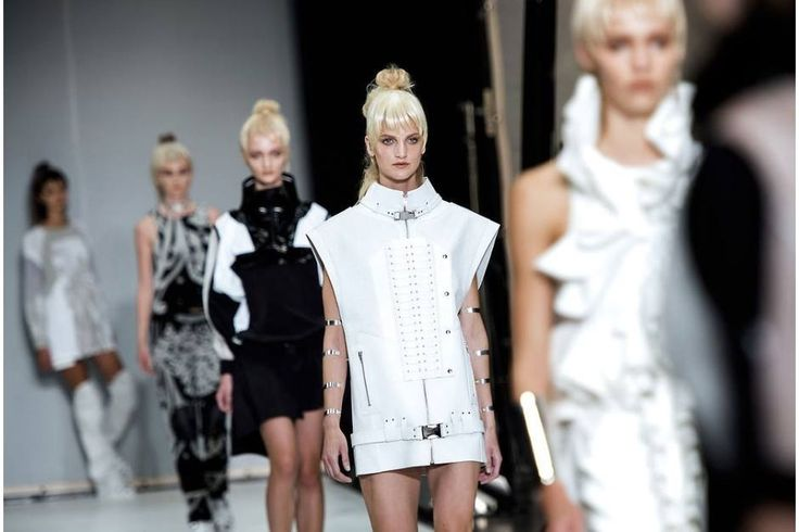 Anne Sofie Madsen SS14 Copenhagen Fashion Week