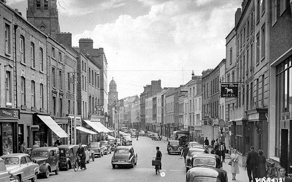 West Street, Drogheda Published / Created: [between 1930-1950].