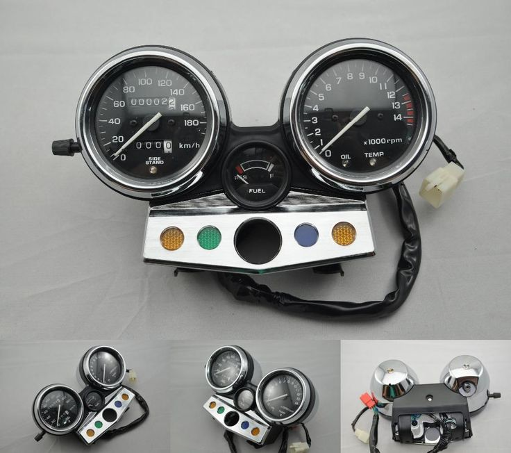 [Visit to Buy] scooter parts/ Speedometer Tachometer Gauge Fits for Honda CB400 CB 400 SF NC36 1995-1996 in KM /free shipping #Advertisement
