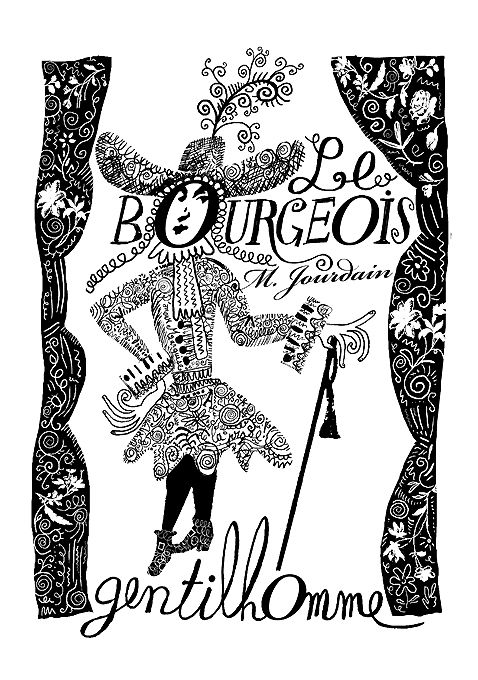 Recherche le bourgeois gentilhomme