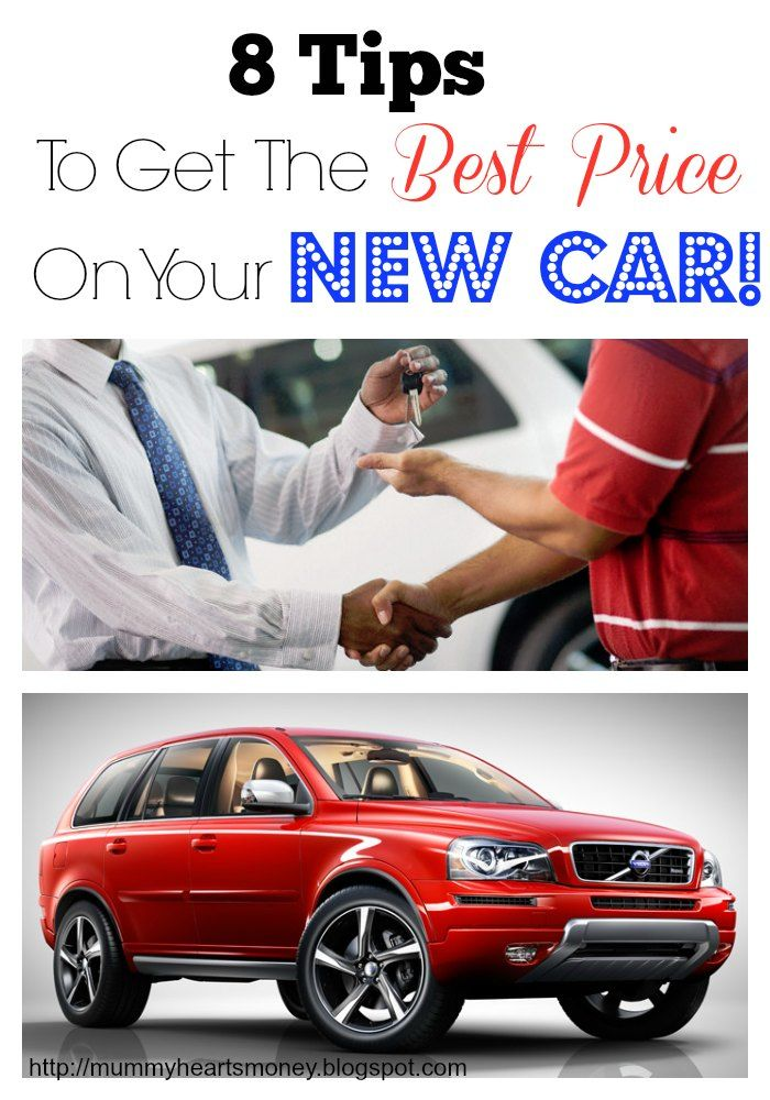 Looking for a new car? Volvo and Mummy Hearts Money bring you the top tips to get a great deal