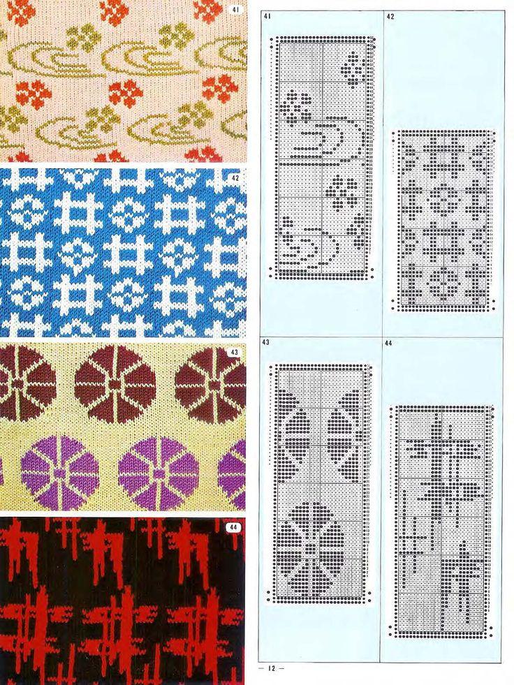 313 best fair isle images on Pinterest   Knitting patterns ...