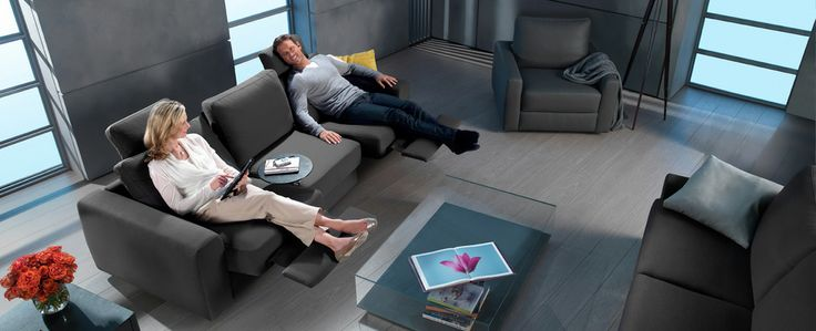Dream Seating System | King Furniture