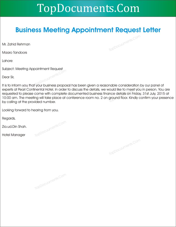 appointment letter docx business format formal how write meeting - business meeting invitation letter