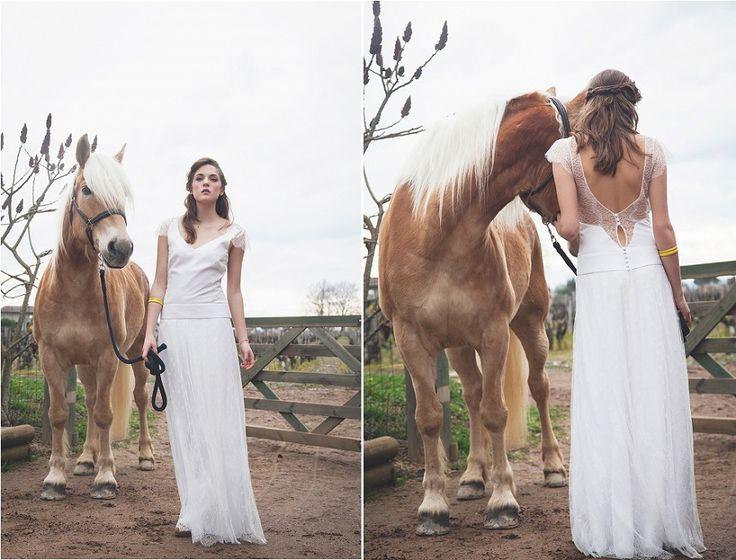 robes de marie aurlia hoang 2017 la marie en colre blog mariage - Complicit Mariage Robe Cocktail