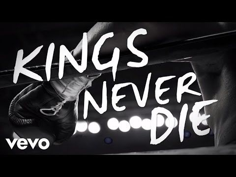 Eminem - Kings Never Die (Lyric Video) ft. Gwen Stefani - YouTube