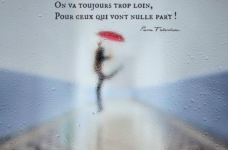 """""""On va toujours trop loin, pour ceux qui vont nulle part !"""" - Pierre Falardeau #inspiration #quotes #ydem"""