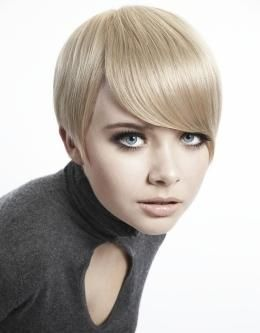 """Space Chick Says, """"My short hair brings all the Martians to the yard."""""""