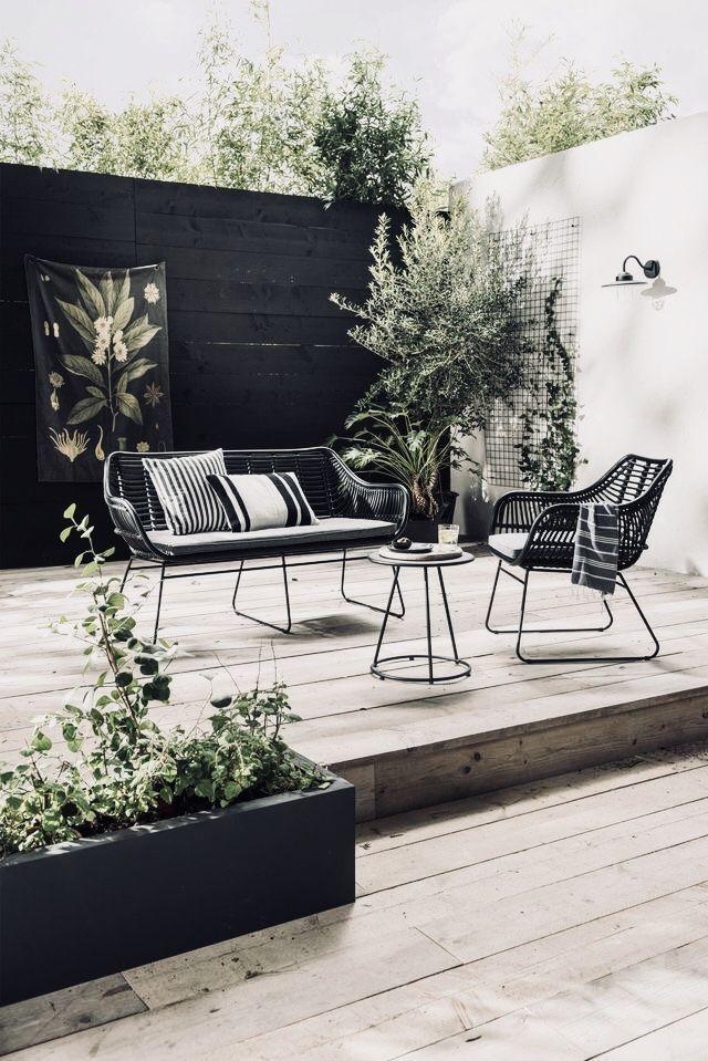 Terrasse Garten Inspiration Wellness Garden Ideae