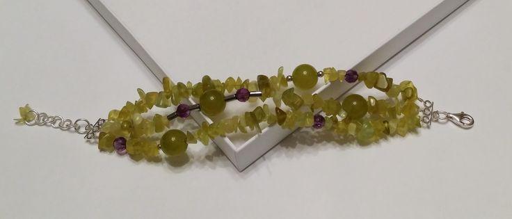 Bracelet MANTOS green
