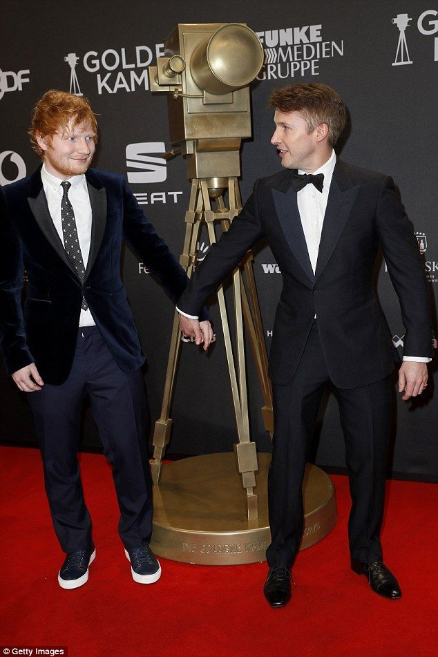 Feeling odd? James Blunt, 43, has reveald that his good mate Ed Sheeran, 26, made him 'uncomfortable' while they were writing songs together because Ed pushed the fellow singer to write more confessional lyrics