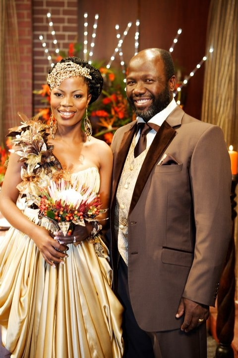 17 best images about african weddings on pinterest for African traditional wedding dresses