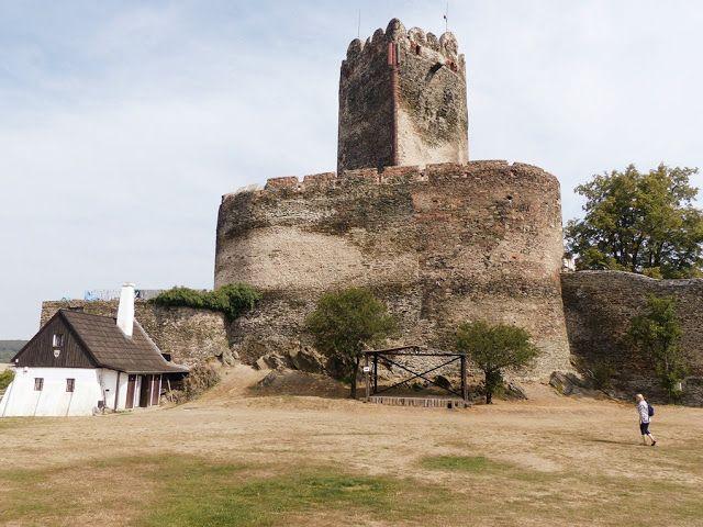 szlaki i bezdroża: Bolków - gotycki zamek książęcy