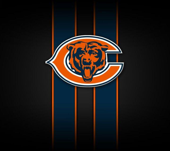 Chicago Bears Wallpapers: 60 Best Da Bears Images On Pinterest