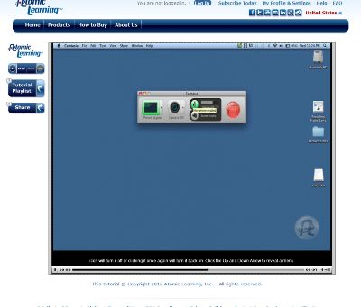 Tech Learning : Video Tutorial: How to Set Up Camtasia for Mac to Record Lectures