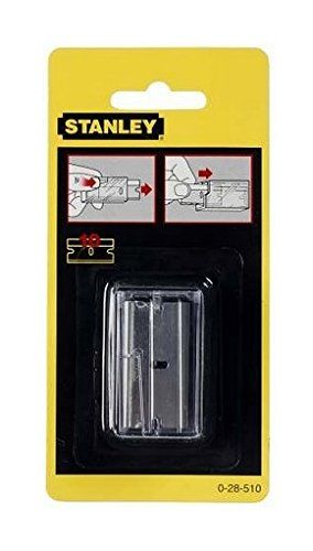 Stanley 28-510 Razor Blade with Dispenser Pack of 10 ***Qty Discounts*** #DIY