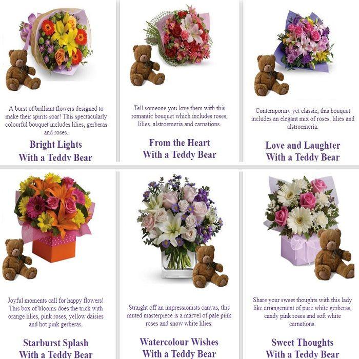 #Gift #Florist #Teddy #Bear #Flowers #NZ #Flowergift #BEstgift #Cutegift #Floristnz #Flowerseller #Sale