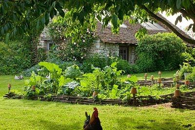 garden design one les jardins de roquelin val de loire france pelouse oies. Black Bedroom Furniture Sets. Home Design Ideas