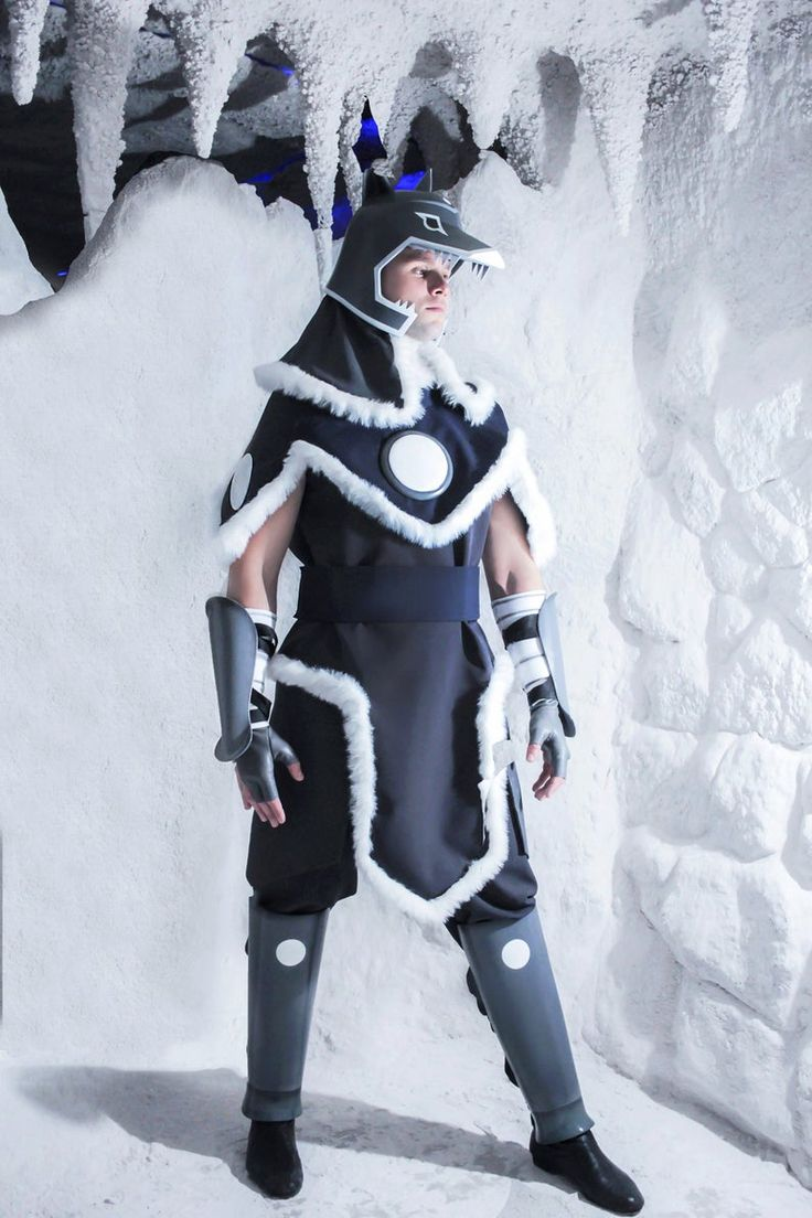 Avatar the last airbender sokka cosplay costume water