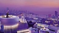 Aer Bar Mumbai | Bar Mumbai | Four Seasons Hotel Mumbai: Rooftops Bar, Four Seasons Hotels, Rooftopbar, S'More Bar, Fourseason, Lounges, Mumbai India, Places, The Four Seasons